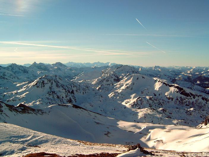 Foto: Andreas Koller / Wandertour / Im Winter auf die Lungauer Kalkspitze (2471m) / 19.06.2008 17:11:59