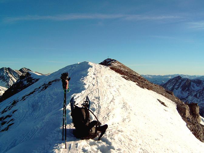 Foto: Andreas Koller / Wandertour / Im Winter auf die Lungauer Kalkspitze (2471m) / 19.06.2008 17:12:14