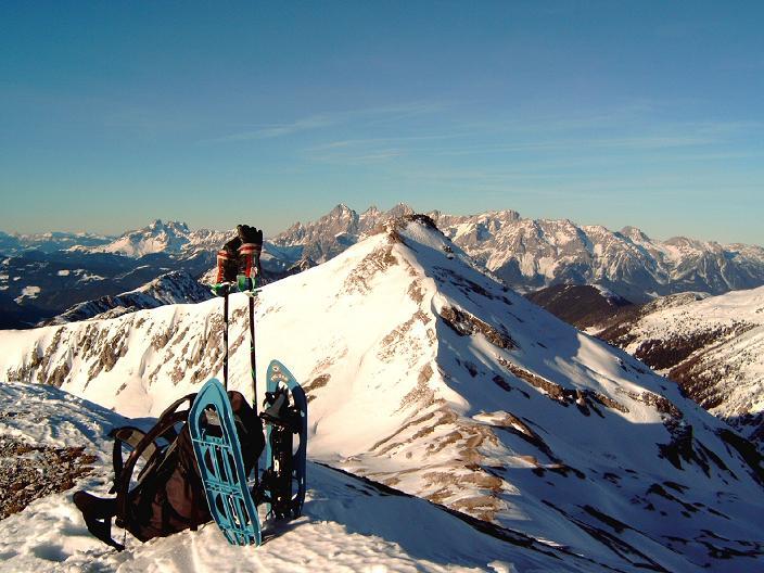 Foto: Andreas Koller / Wandertour / Im Winter auf die Lungauer Kalkspitze (2471m) / 19.06.2008 17:12:22