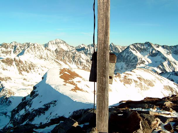 Foto: Andreas Koller / Wandertour / Im Winter auf die Lungauer Kalkspitze (2471m) / 19.06.2008 17:12:30