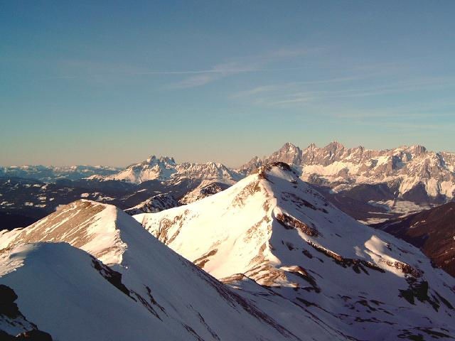 Foto: Andreas Koller / Wandertour / Im Winter auf die Lungauer Kalkspitze (2471m) / 19.06.2008 17:12:38