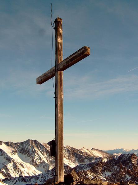 Foto: Andreas Koller / Wandertour / Im Winter auf die Lungauer Kalkspitze (2471m) / 19.06.2008 17:12:46