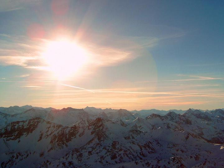 Foto: Andreas Koller / Wandertour / Im Winter auf die Lungauer Kalkspitze (2471m) / 19.06.2008 17:12:53