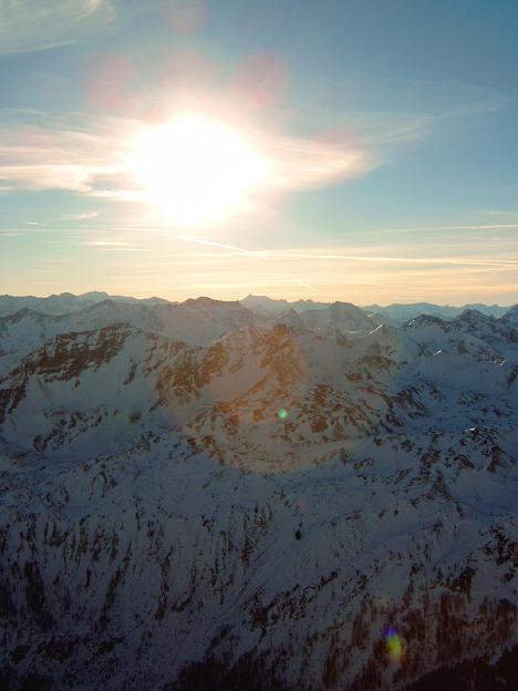 Foto: Andreas Koller / Wandertour / Im Winter auf die Lungauer Kalkspitze (2471m) / 19.06.2008 17:13:00