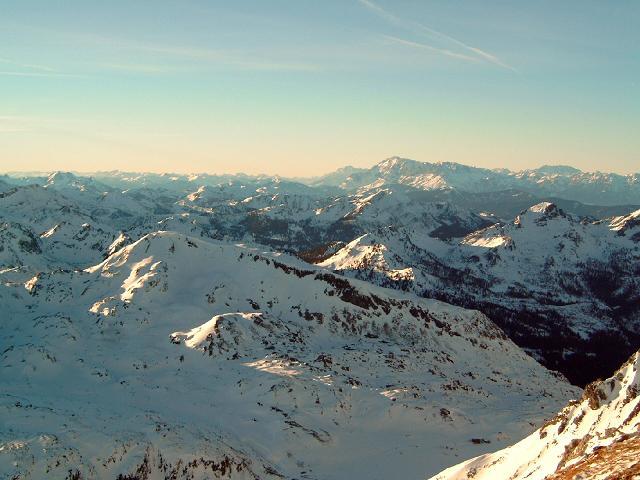 Foto: Andreas Koller / Wandertour / Im Winter auf die Lungauer Kalkspitze (2471m) / 19.06.2008 17:13:07