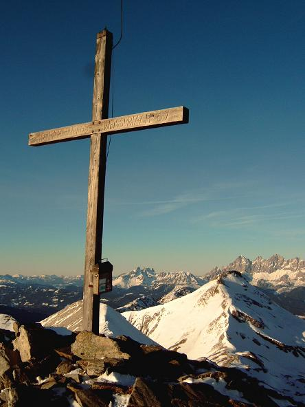 Foto: Andreas Koller / Wandertour / Im Winter auf die Lungauer Kalkspitze (2471m) / 19.06.2008 17:13:14