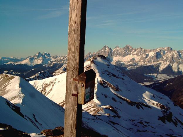 Foto: Andreas Koller / Wandertour / Im Winter auf die Lungauer Kalkspitze (2471m) / 19.06.2008 17:13:20
