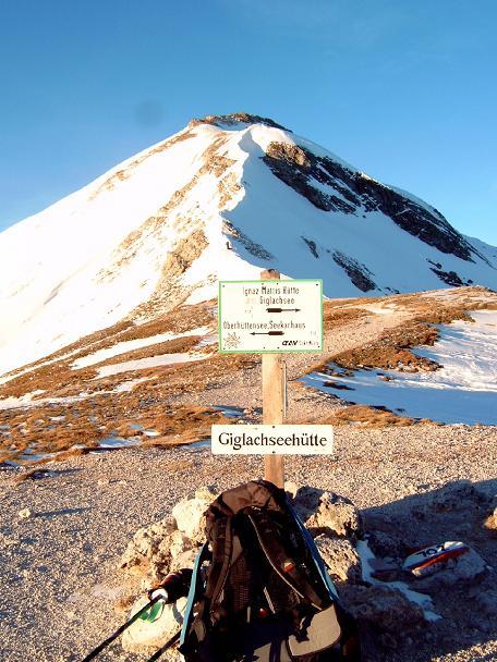 Foto: Andreas Koller / Wandertour / Im Winter auf die Lungauer Kalkspitze (2471m) / 19.06.2008 17:13:28