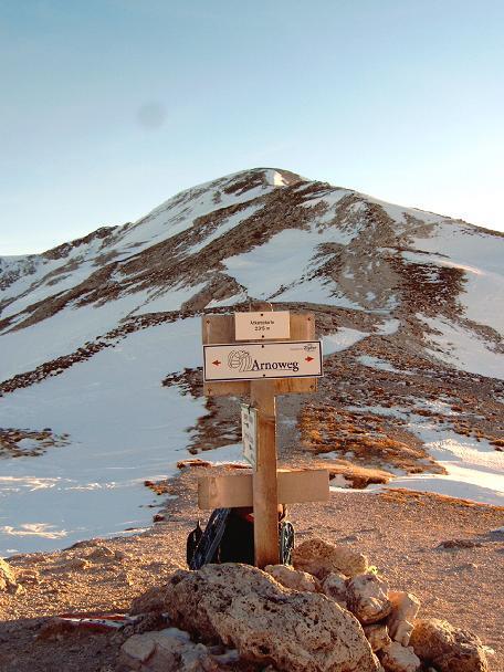 Foto: Andreas Koller / Wandertour / Im Winter auf die Lungauer Kalkspitze (2471m) / 19.06.2008 17:13:35