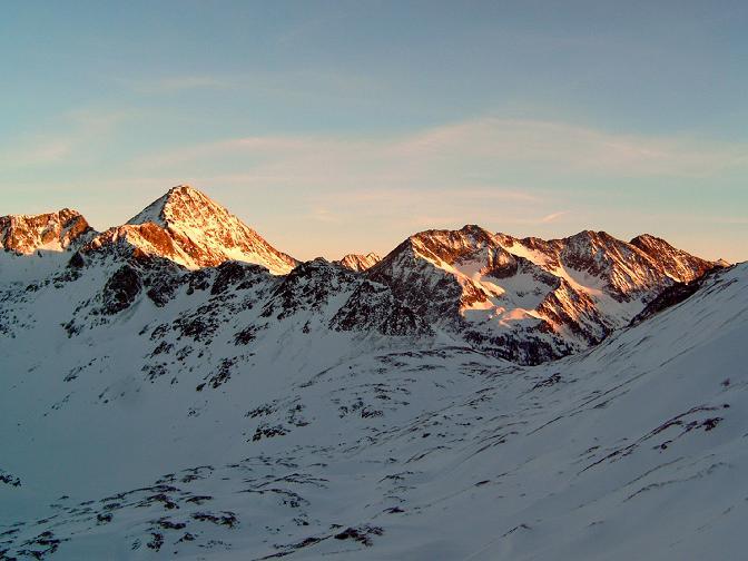 Foto: Andreas Koller / Wandertour / Im Winter auf die Lungauer Kalkspitze (2471m) / 19.06.2008 17:14:13