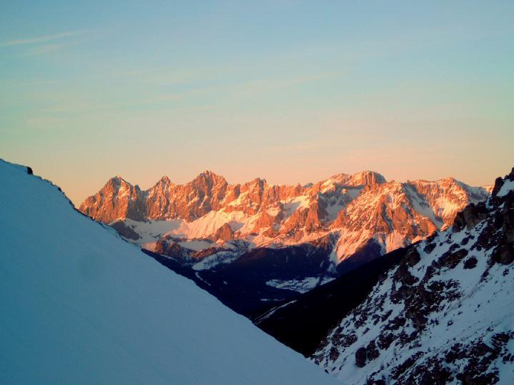Foto: Andreas Koller / Wandertour / Im Winter auf die Lungauer Kalkspitze (2471m) / 19.06.2008 17:14:22