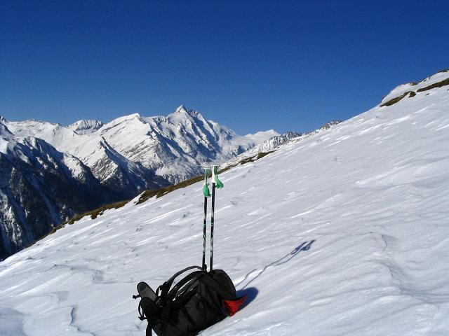 Foto: Andreas Koller / Wander Tour / Sandkopf - hohe Aussichtsloge im oberen Mölltal (3090m) / 26.06.2008 19:07:23