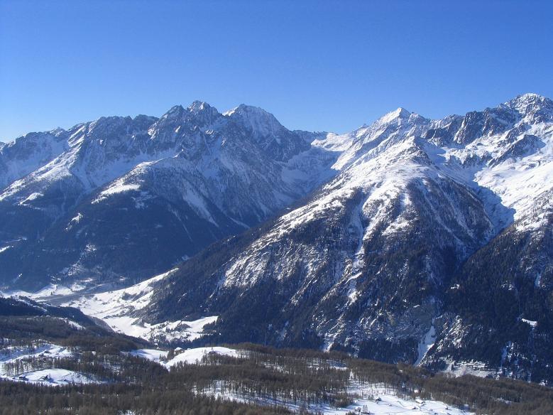 Foto: Andreas Koller / Wander Tour / Sandkopf - hohe Aussichtsloge im oberen Mölltal (3090m) / 26.06.2008 19:07:17