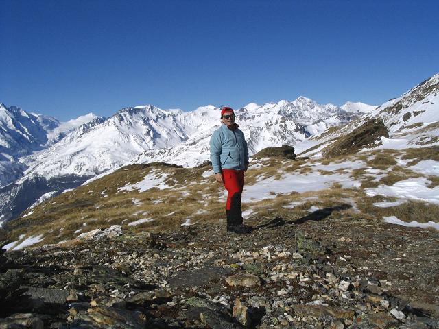 Foto: Andreas Koller / Wander Tour / Sandkopf - hohe Aussichtsloge im oberen Mölltal (3090m) / 26.06.2008 19:07:11