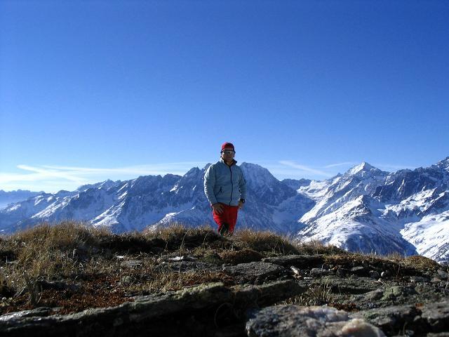 Foto: Andreas Koller / Wander Tour / Sandkopf - hohe Aussichtsloge im oberen Mölltal (3090m) / 26.06.2008 19:07:04