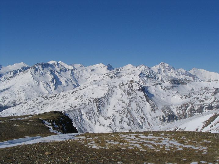 Foto: Andreas Koller / Wander Tour / Sandkopf - hohe Aussichtsloge im oberen Mölltal (3090m) / 26.06.2008 19:06:37