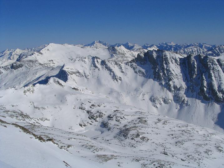 Foto: Andreas Koller / Wander Tour / Sandkopf - hohe Aussichtsloge im oberen Mölltal (3090m) / 26.06.2008 19:05:40