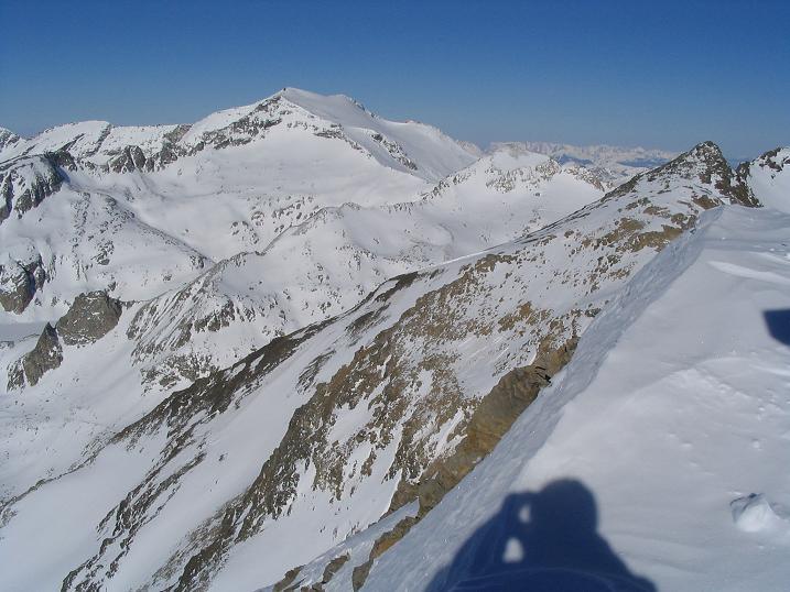 Foto: Andreas Koller / Wander Tour / Sandkopf - hohe Aussichtsloge im oberen Mölltal (3090m) / 26.06.2008 19:04:55