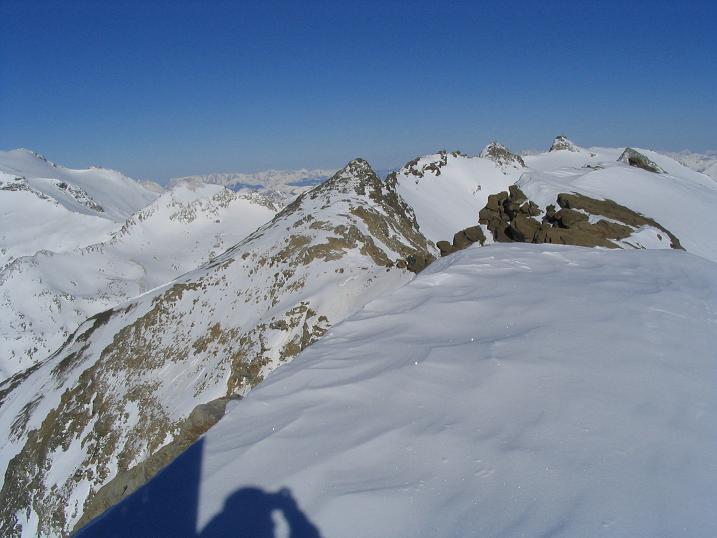 Foto: Andreas Koller / Wander Tour / Sandkopf - hohe Aussichtsloge im oberen Mölltal (3090m) / 26.06.2008 19:04:46