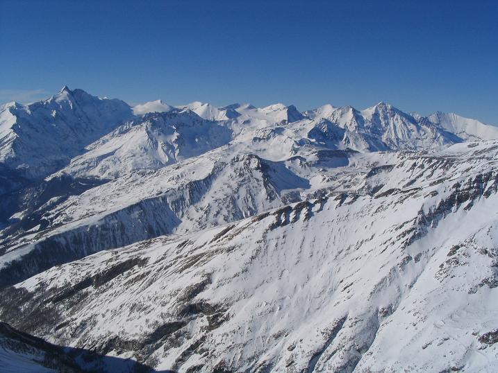 Foto: Andreas Koller / Wander Tour / Sandkopf - hohe Aussichtsloge im oberen Mölltal (3090m) / 26.06.2008 19:04:37