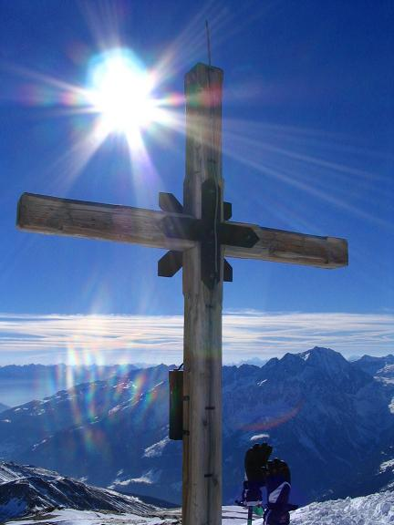 Foto: Andreas Koller / Wander Tour / Sandkopf - hohe Aussichtsloge im oberen Mölltal (3090m) / 26.06.2008 19:04:27
