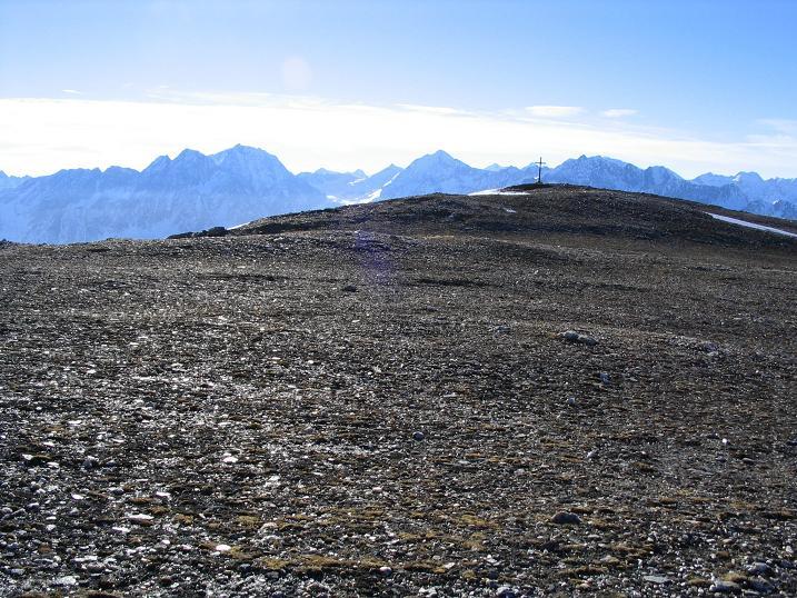 Foto: Andreas Koller / Wander Tour / Sandkopf - hohe Aussichtsloge im oberen Mölltal (3090m) / 26.06.2008 19:03:59