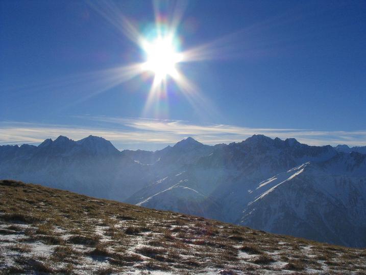 Foto: Andreas Koller / Wander Tour / Sandkopf - hohe Aussichtsloge im oberen Mölltal (3090m) / 26.06.2008 19:03:46