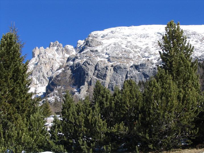 Foto: Andreas Koller / Wandertour / Dürrenstein - inmitten der Pragser Dolomiten (2839m) / 24.12.2008 13:54:38