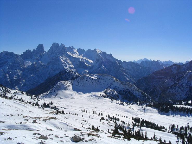 Foto: Andreas Koller / Wander Tour / Dürrenstein - inmitten der Pragser Dolomiten (2839m) / 24.12.2008 13:53:47