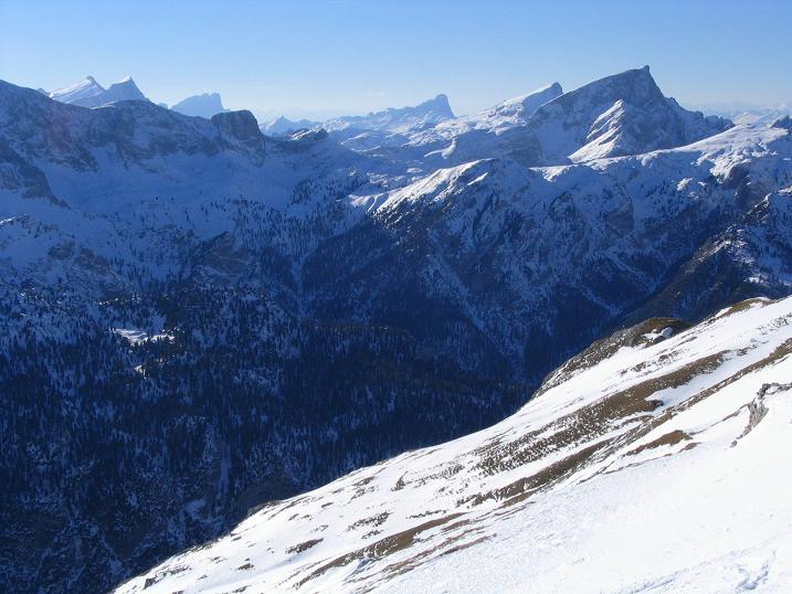 Foto: Andreas Koller / Wander Tour / Dürrenstein - inmitten der Pragser Dolomiten (2839m) / 24.12.2008 13:53:40