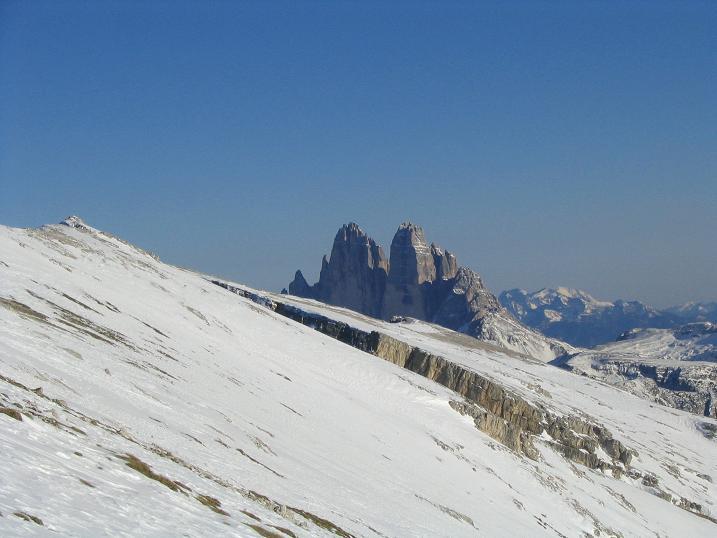 Foto: Andreas Koller / Wander Tour / Dürrenstein - inmitten der Pragser Dolomiten (2839m) / 24.12.2008 13:53:13