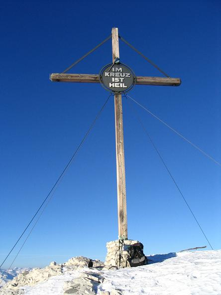 Foto: Andreas Koller / Wander Tour / Dürrenstein - inmitten der Pragser Dolomiten (2839m) / 24.12.2008 13:52:14