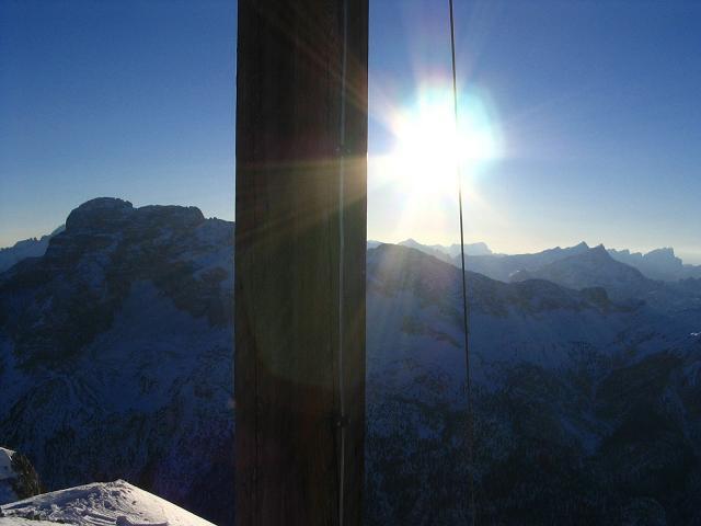 Foto: Andreas Koller / Wander Tour / Dürrenstein - inmitten der Pragser Dolomiten (2839m) / 24.12.2008 13:51:45