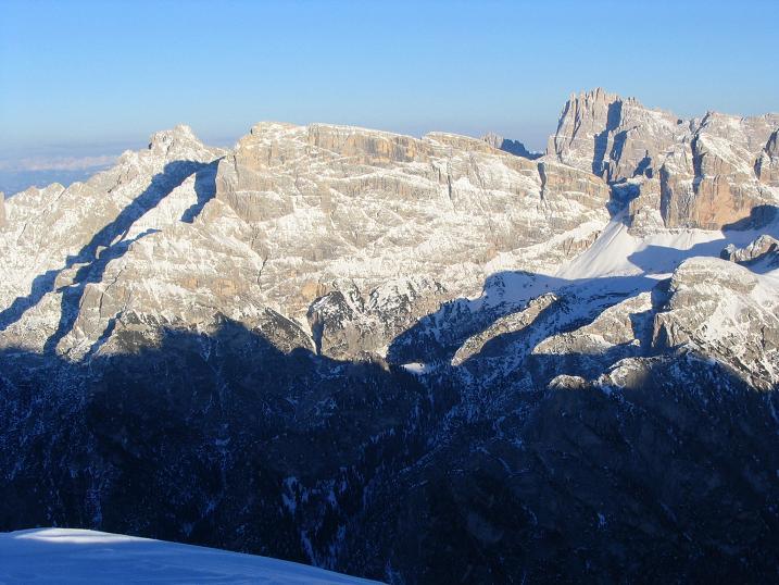 Foto: Andreas Koller / Wander Tour / Dürrenstein - inmitten der Pragser Dolomiten (2839m) / 24.12.2008 13:51:29