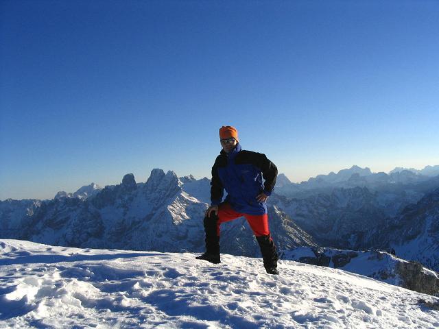 Foto: Andreas Koller / Wander Tour / Dürrenstein - inmitten der Pragser Dolomiten (2839m) / 24.12.2008 13:51:20
