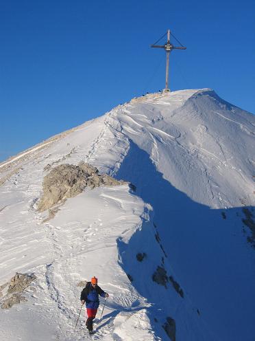 Foto: Andreas Koller / Wander Tour / Dürrenstein - inmitten der Pragser Dolomiten (2839m) / 24.12.2008 13:50:25