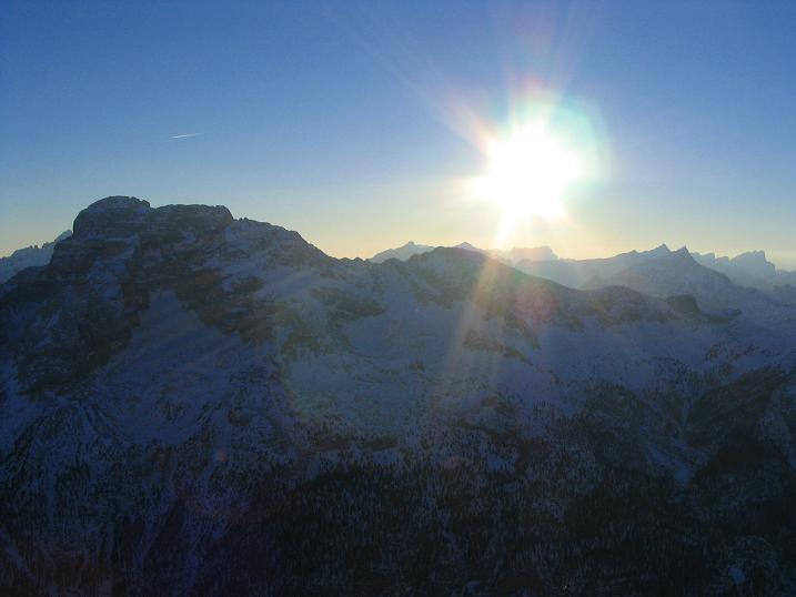 Foto: Andreas Koller / Wander Tour / Dürrenstein - inmitten der Pragser Dolomiten (2839m) / 24.12.2008 13:49:49