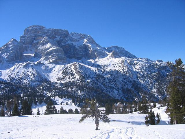 Foto: Andreas Koller / Wandertour / Dürrenstein - inmitten der Pragser Dolomiten (2839m) / 24.12.2008 13:48:22