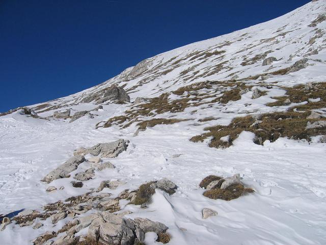 Foto: Andreas Koller / Wander Tour / Dürrenstein - inmitten der Pragser Dolomiten (2839m) / 24.12.2008 13:48:11