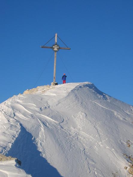 Foto: Andreas Koller / Wander Tour / Dürrenstein - inmitten der Pragser Dolomiten (2839m) / 24.12.2008 13:47:41
