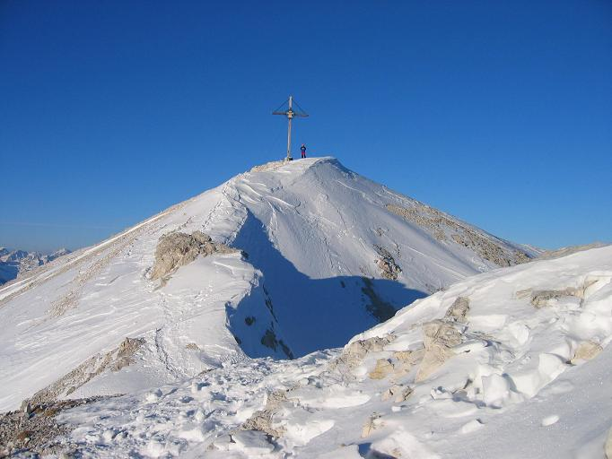 Foto: Andreas Koller / Wander Tour / Dürrenstein - inmitten der Pragser Dolomiten (2839m) / 24.12.2008 13:47:02