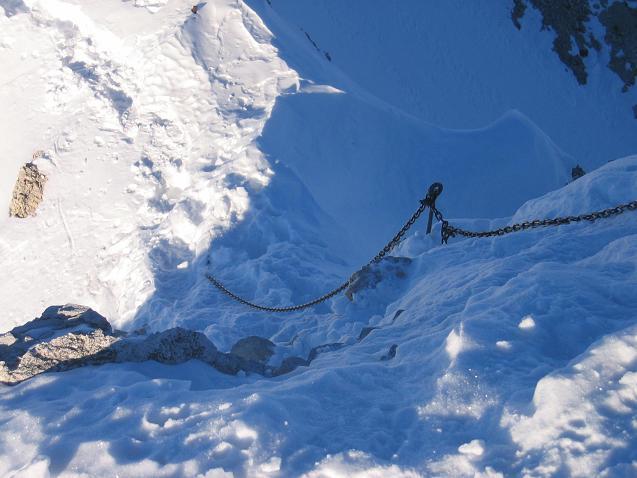 Foto: Andreas Koller / Wander Tour / Dürrenstein - inmitten der Pragser Dolomiten (2839m) / 24.12.2008 13:46:49