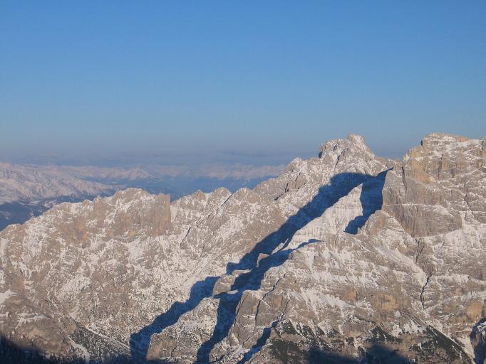 Foto: Andreas Koller / Wander Tour / Dürrenstein - inmitten der Pragser Dolomiten (2839m) / 24.12.2008 13:46:40