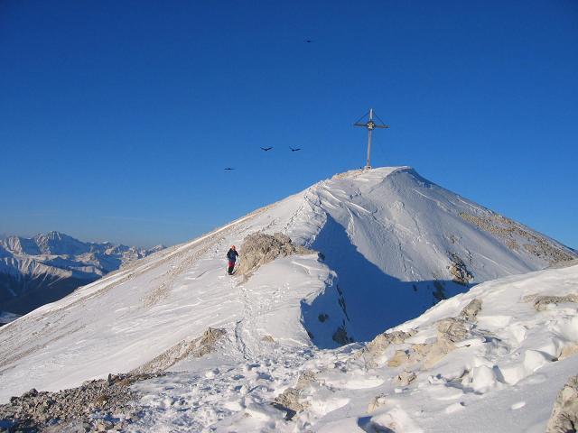 Foto: Andreas Koller / Wandertour / Dürrenstein - inmitten der Pragser Dolomiten (2839m) / 24.12.2008 13:45:55