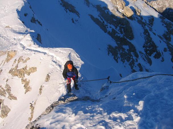 Foto: Andreas Koller / Wander Tour / Dürrenstein - inmitten der Pragser Dolomiten (2839m) / 24.12.2008 13:45:20