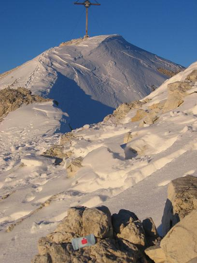 Foto: Andreas Koller / Wander Tour / Dürrenstein - inmitten der Pragser Dolomiten (2839m) / 24.12.2008 13:44:05