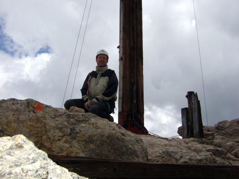 Foto: Ingo Gräber / Wander Tour / Über den Heiligkreuzkofel auf die Zehnerspitze / Zehnerspitze / 15.02.2013 17:08:26