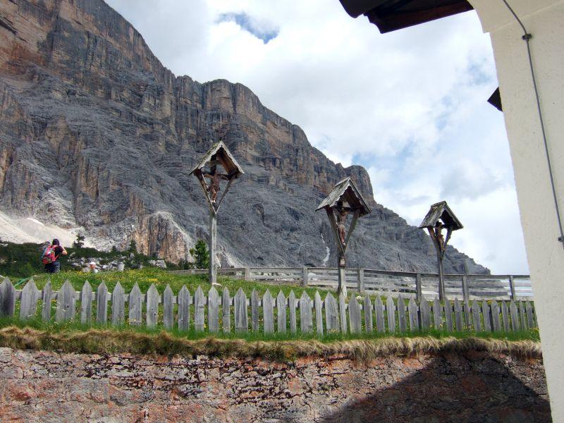 Foto: Ingo Gräber / Wander Tour / Über den Heiligkreuzkofel auf die Zehnerspitze / 15.02.2013 17:05:47