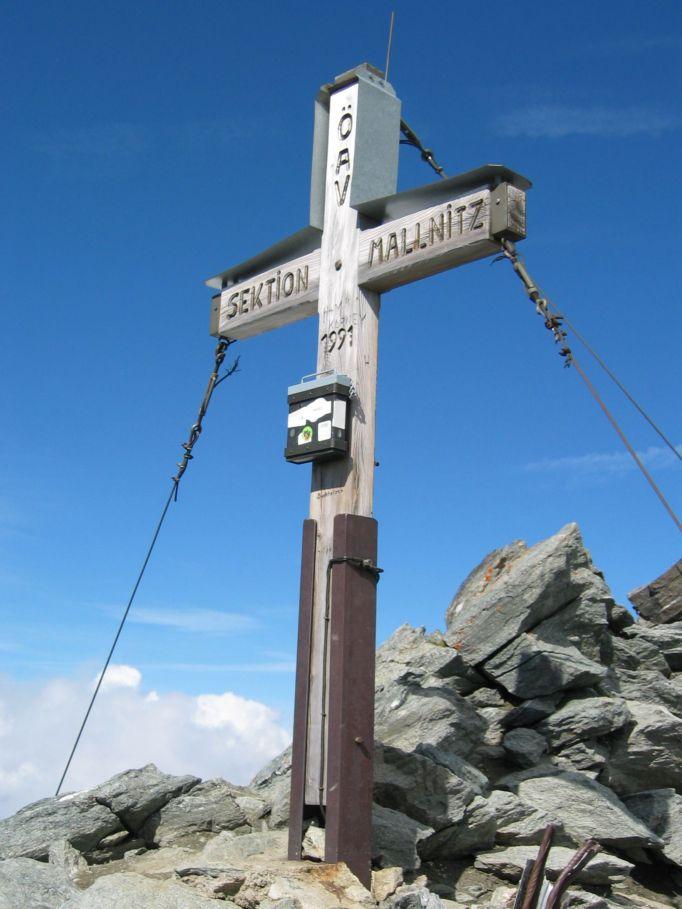 Foto: Gernot Huber / Wandertour / Ankogel - Hochgipfel zwischen Gasteinertal und Maltatal (3252m) / 05.03.2010 21:40:01