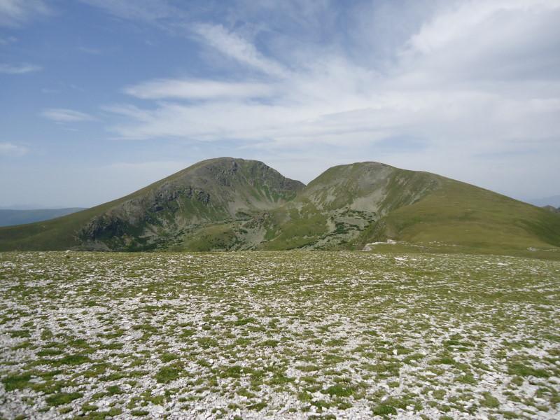 Foto: Günter Siegl / Wander Tour / Rosennock - höchste Erhebung der Kärntner Nockberge (2440m) / Rosennock: / 10.08.2013 19:59:49